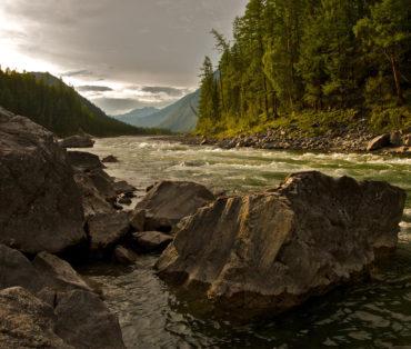 Naturel river