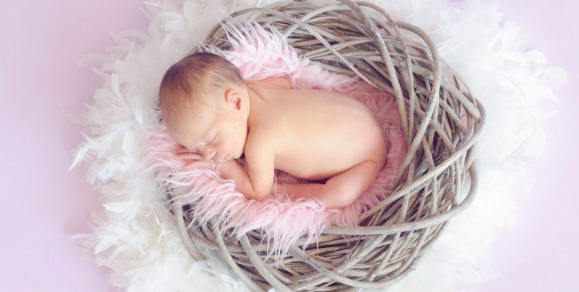 fazer bebê dormir a noite